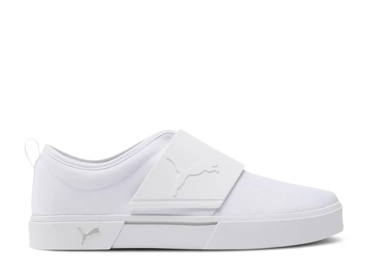 El Rey II Slip-On 'White Grey'