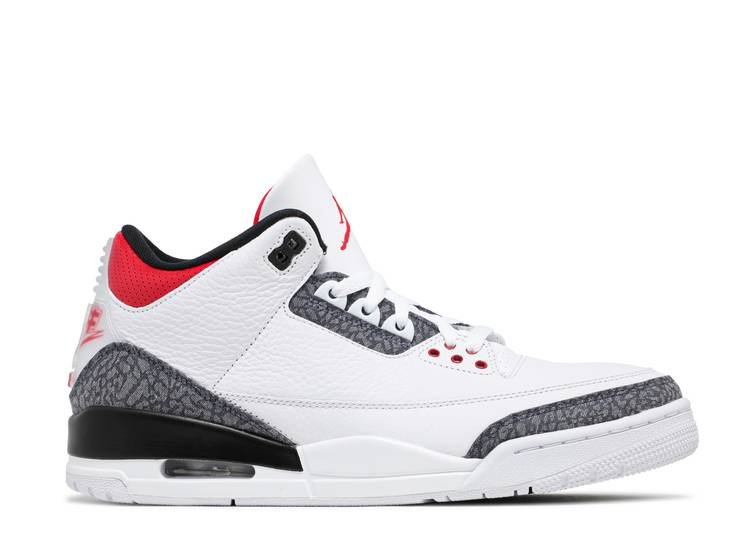 Air Jordan 3 SE-T Japan Exclusive 'Fire Red'