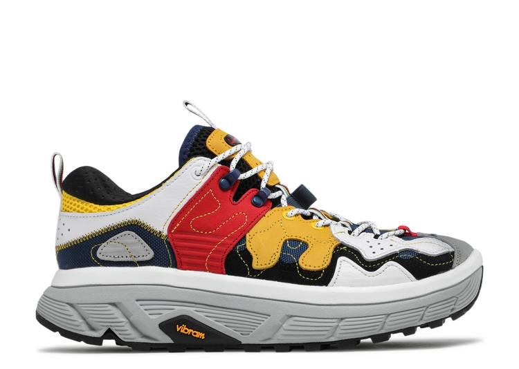 2020 Ace Low 'Black Yellow Red'