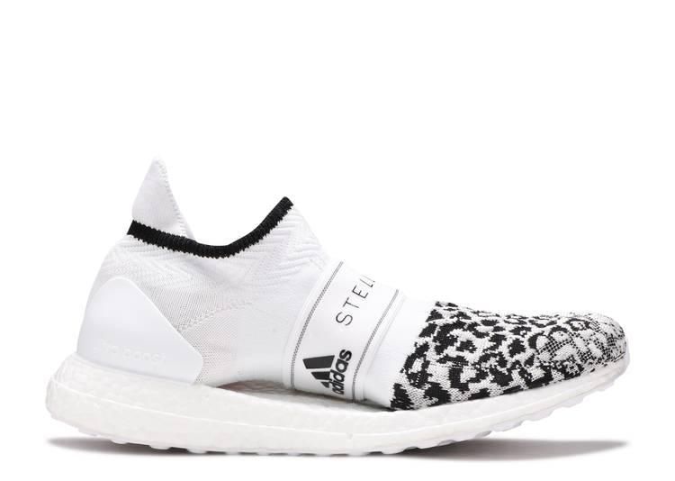 Stella McCartney x Wmns UltraBoost X 3D Knit 'White Leopard Print'