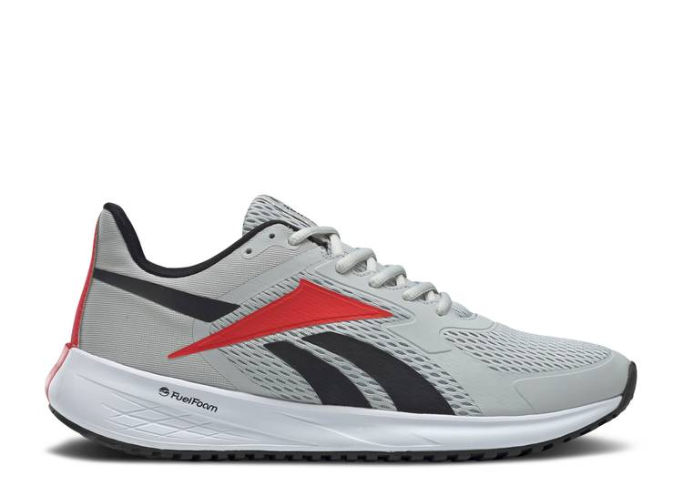 Energen Run 'Grey Vector Red'