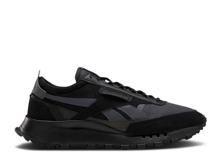 Classic Leather Legacy 'Black True Grey'