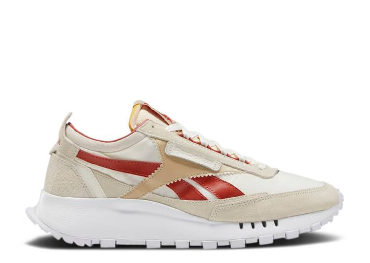 Classic Leather Legacy 'Alabaster Burnt Amber'