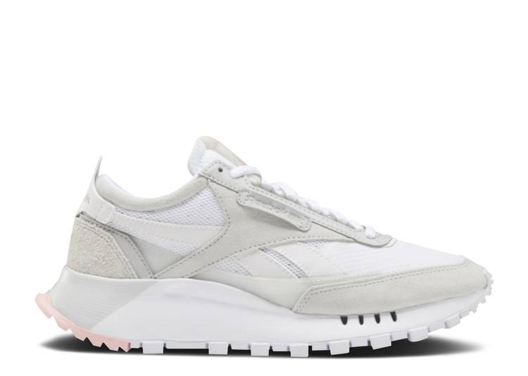 Wmns Classic Leather Legacy 'White Pure Grey'