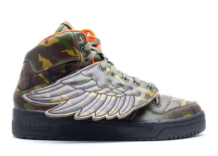 JS Wings 'Camo'
