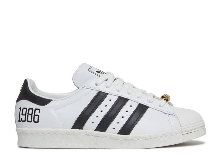 Run DMC x Superstar 80s 'My Adidas'
