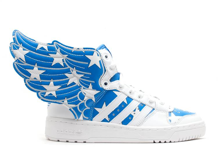 Jeremy Scott x Wings 2.0 'Stars and Stripes'