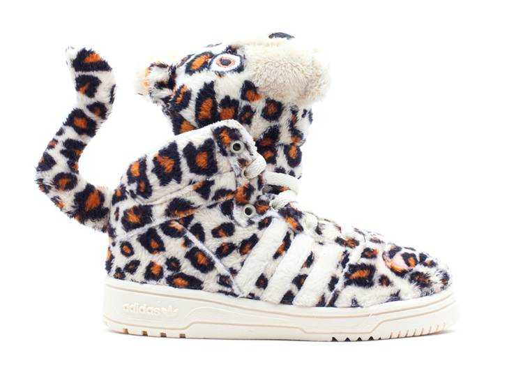 Js Leopard Kids 'Jeremy Scott'