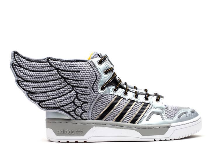 JS Wings 2.0 'Metallic Silver'