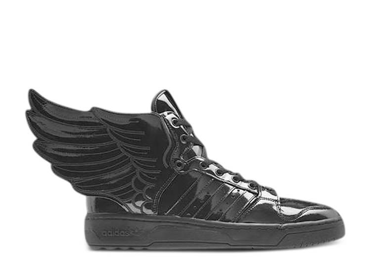 Jeremy Scott x Wings 2.0 'Black'