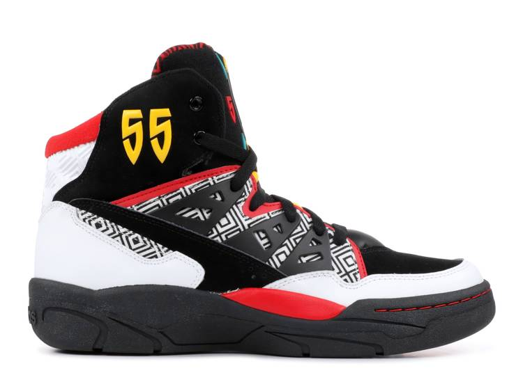 Mutombo 'White Black Red'