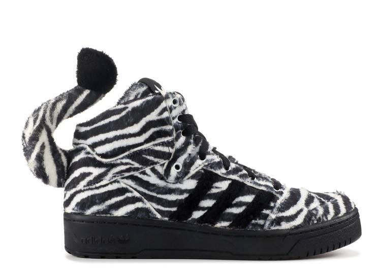JS Zebra 'Black White'