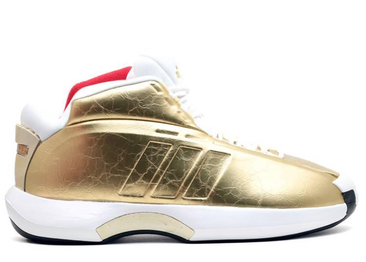 AS SMU Crazy 1 'Metallic Gold'