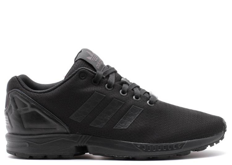 Zx Flux 'Triple Black'