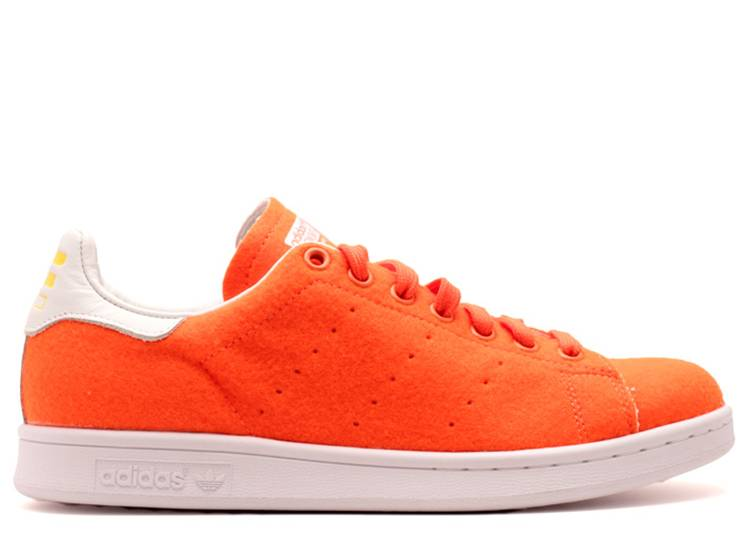 Pharrell Williams x Stan Smith 'Solar Orange'