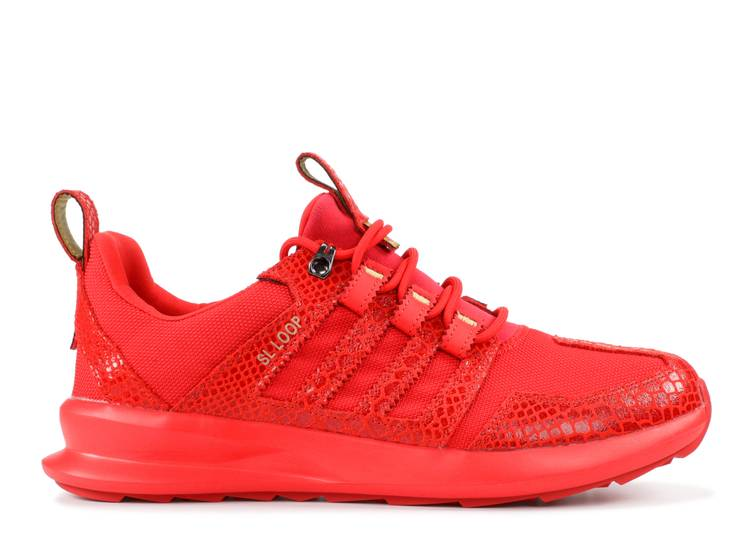 SL Loop Runner TR 'Red Croc'