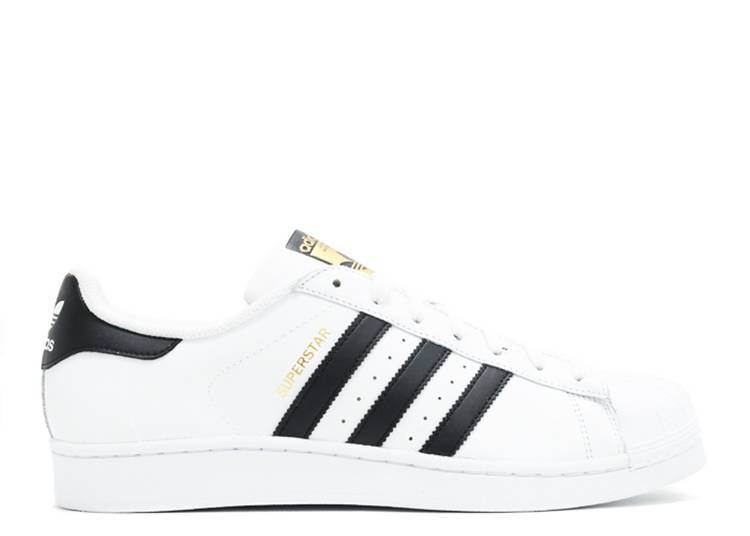 Superstar 'White Black'
