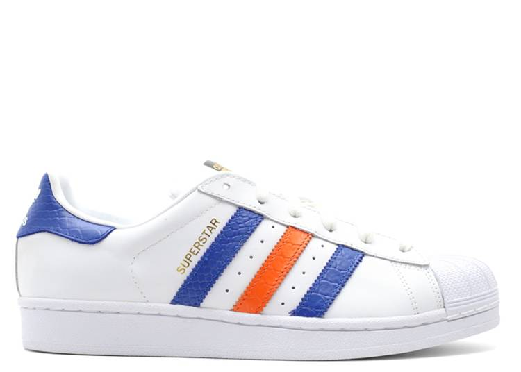 Superstar East River Rivalry Shoes