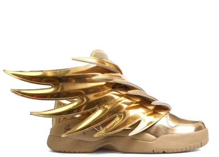 Jeremy Scott x Wings 3.0 'Solid Gold'
