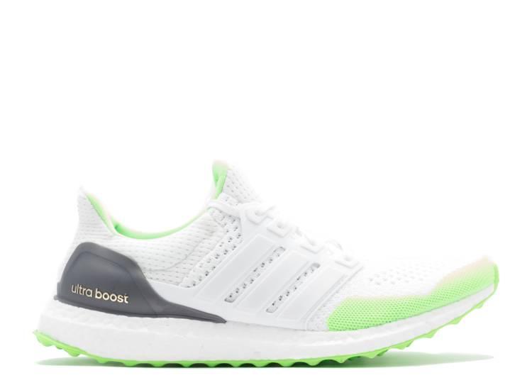 Kolor x UltraBoost 1.0 'Solar Green'