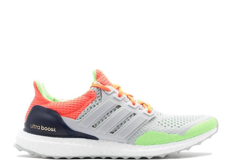 Kolor x UltraBoost 1.0 'Solar Orange'