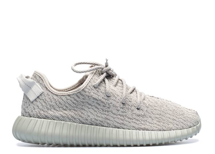 Mediante capturar En honor  Yeezy Boost 350 'Moonrock' - Adidas - AQ2660 - agate gray/moonrock/agate  gray | Flight Club
