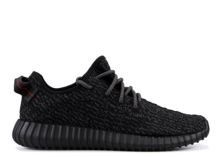 Yeezy Boost 350 'Pirate Black' 2016