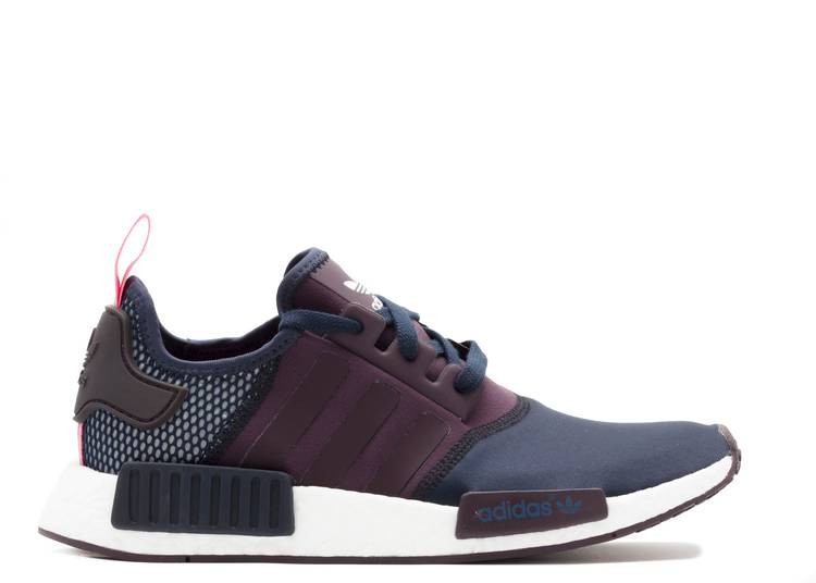 Wmns NMD_R1 'Mineral Red'