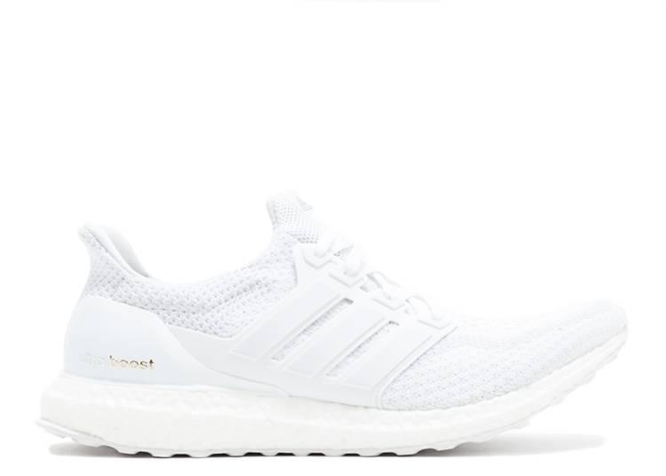 UltraBoost 2.0 'Triple White'