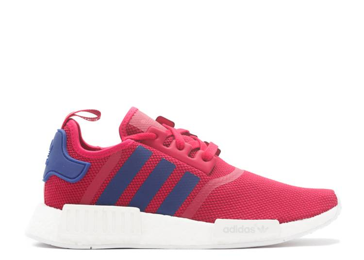 NMD_R1 J 'Raspberry Blue'