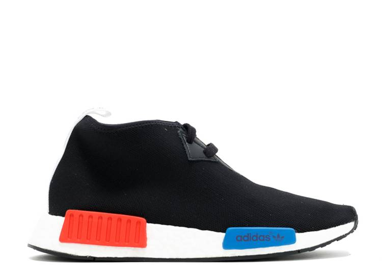 NMD_C1 'Core Black'