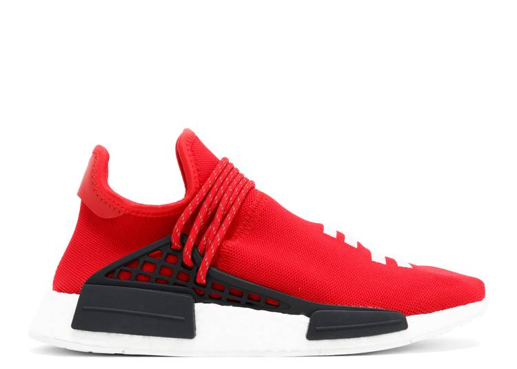 "pw human race nmd ""Red"""