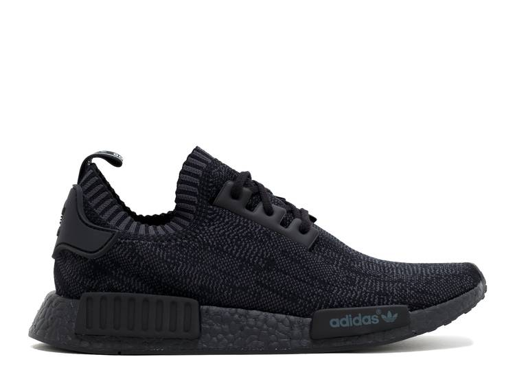 NMD_R1 'Pitch Black'