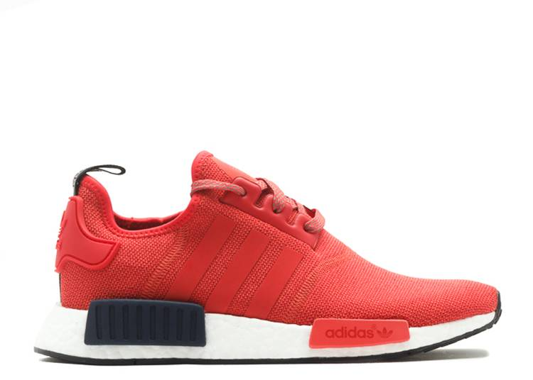 Wmns NMD_R1 'Vivid Red'