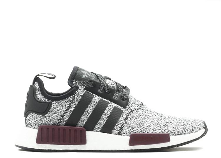 Champs Sports x NMD_R1 J 'Burgundy Grey'