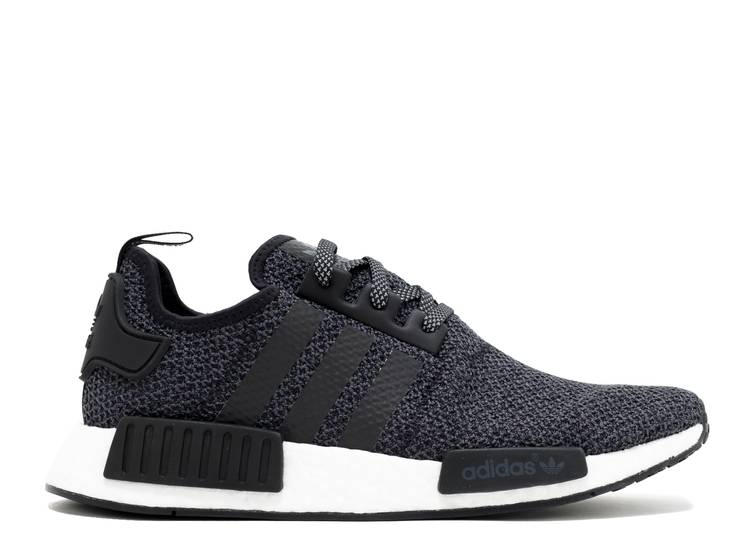 Champs Sports x NMD_R1 'Black Reflective'