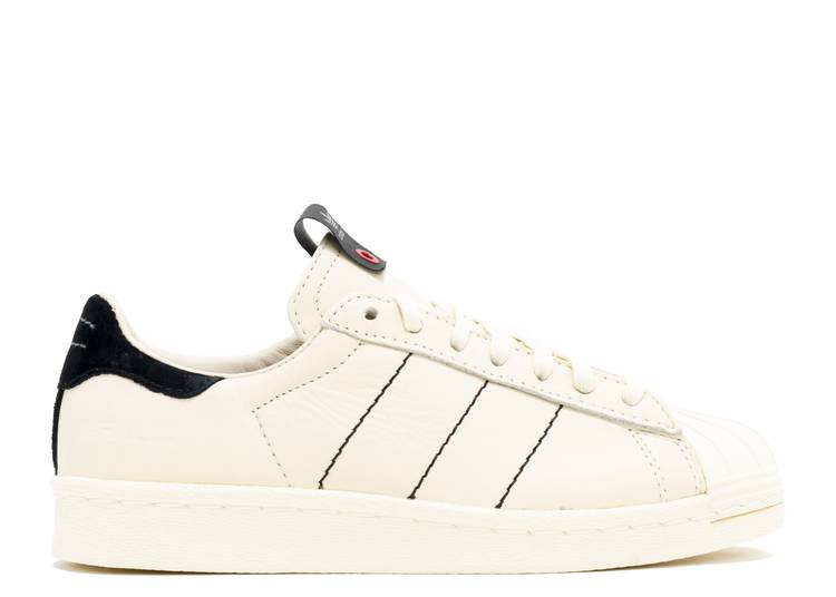 Kasina x Superstar 80s 'White'