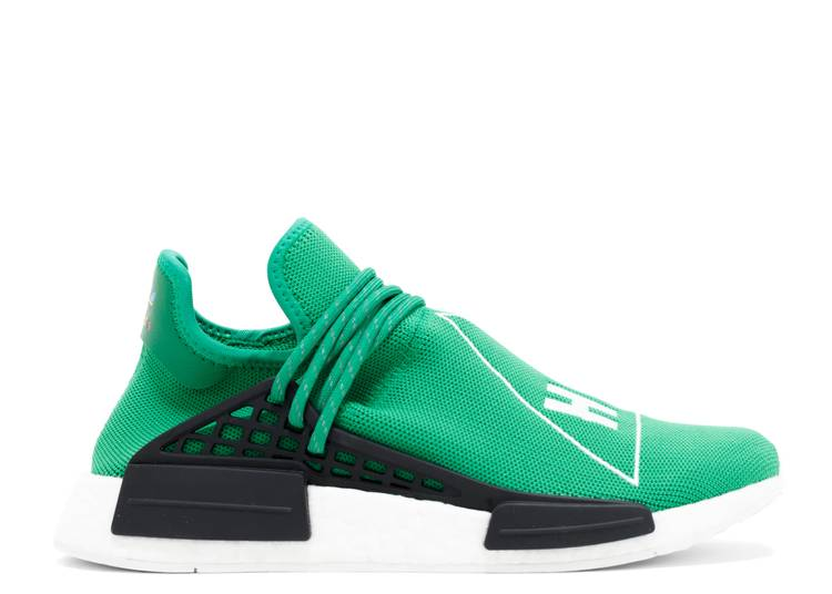 Pharrell x NMD Human Race 'Green'