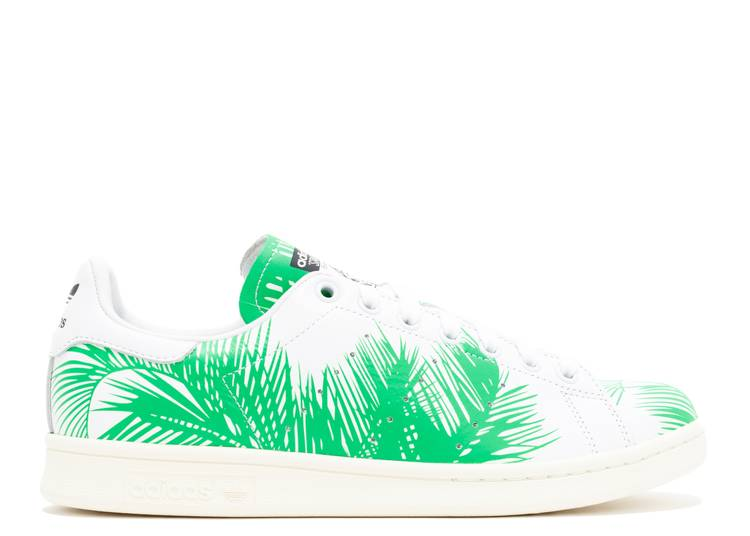 Pharrell x BBC x Stan Smith 'Palm Tree Pack'