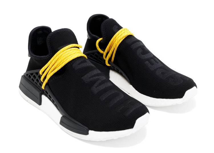 Pharrell X Nmd Human Race Black Adidas Bb3068 Cblack