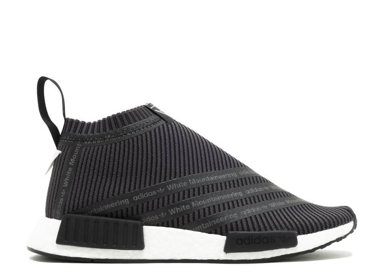 White Mountaineering x NMD_CS1 'Black White'