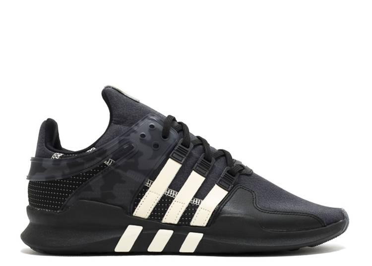 Undefeated x EQT ADV Support 'Black'
