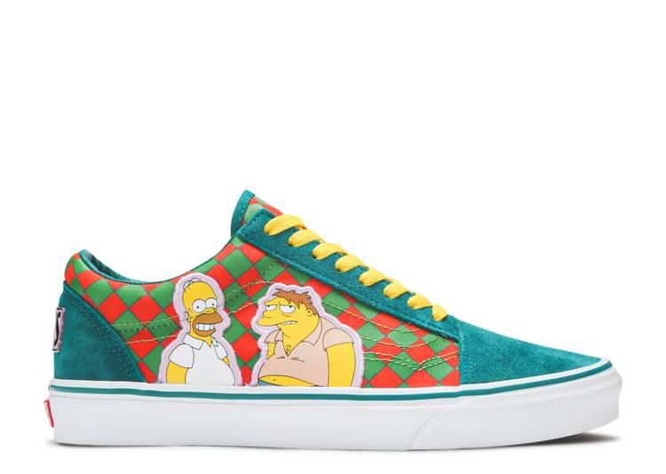 The Simpsons x Old Skool 'Moe's Tavern'