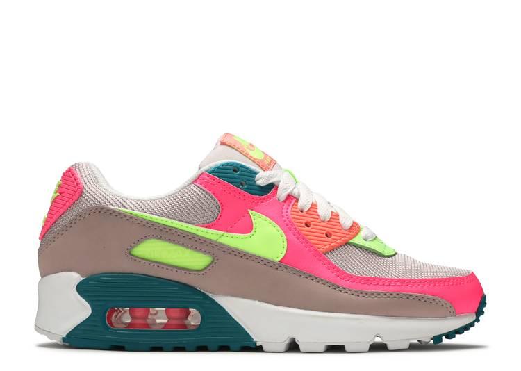 Wmns Air Max 90 'Highlight Volt Pink'