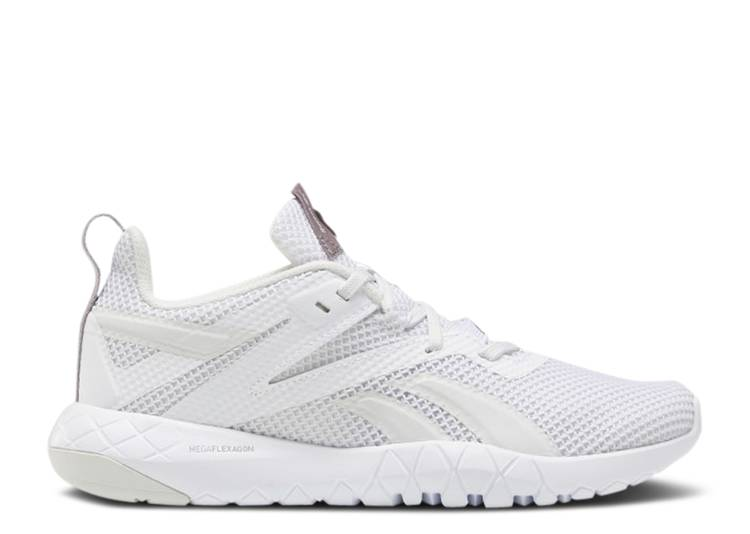 Wmns Mega Flexagon 'White True Grey'