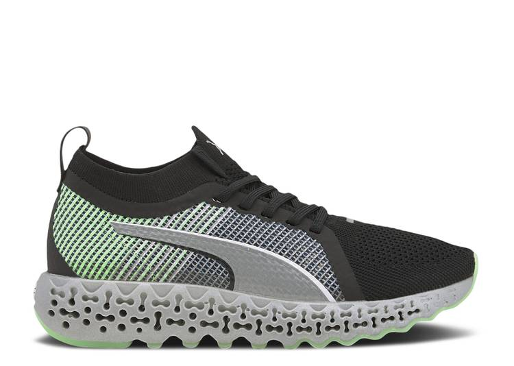 Calibrate Runner 'Black Elektro Green'