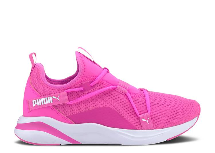 Wmns Softride Rift Slip On 'Luminous Pink'