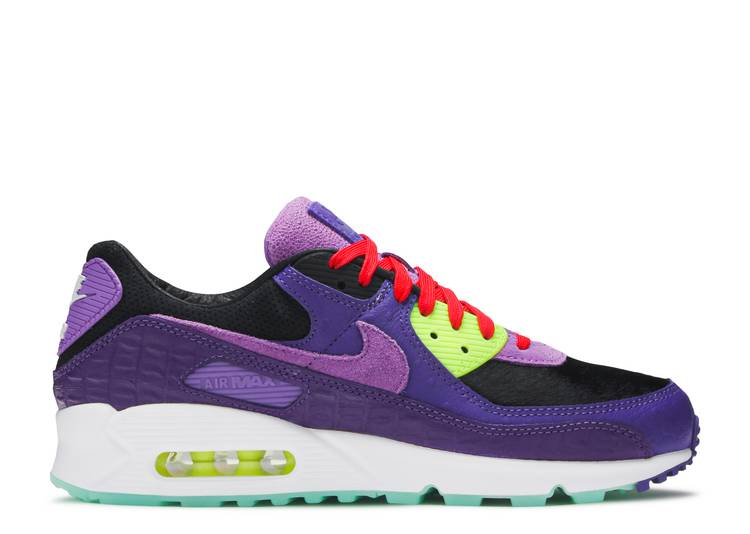 Air Max 90 'Exotic Animal Pack - Violet Blend'