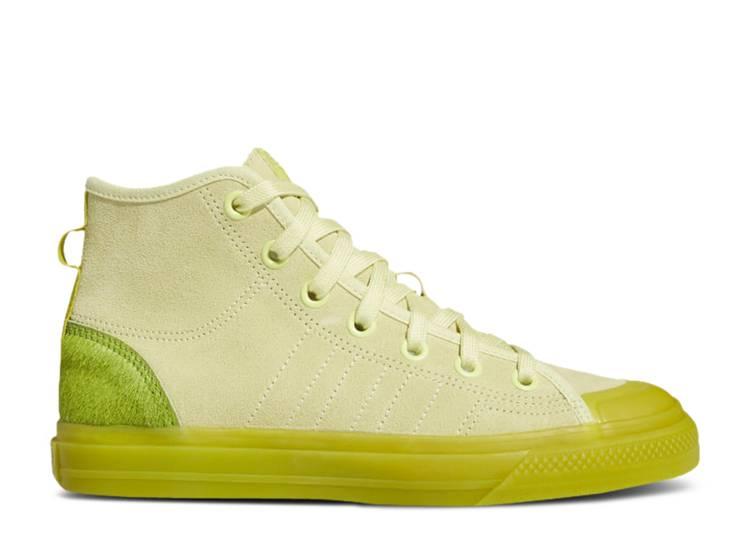 Wmns Nizza Hi RF 'Ice Yellow Green'