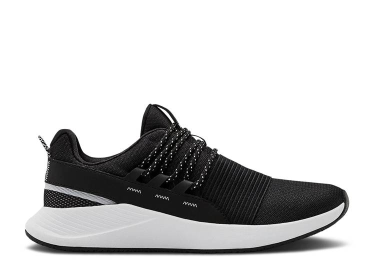 Wmns Charged Breathe Lace 'Black White'